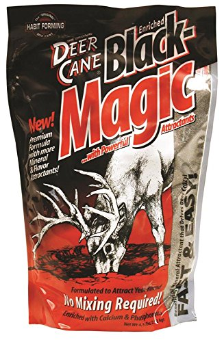 Evolved Habitats Deer Cane Black - Evolved Cane Habitats Deer