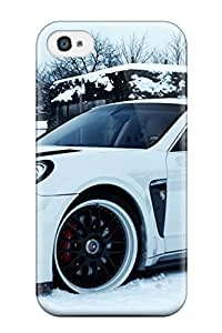 Fashionable Style Case Cover Skin For Iphone 4/4s- Panamera Turbo by lolosakes