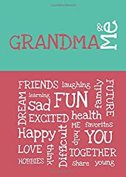 Grandma & Me : award-winning & interactive children's journal for getting to know each other better