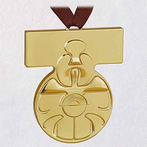 Hallmark Star Wars: A New Hope Medal of Yavin Ornament Movies & TV; Sci-Fi; Pop Culture ()