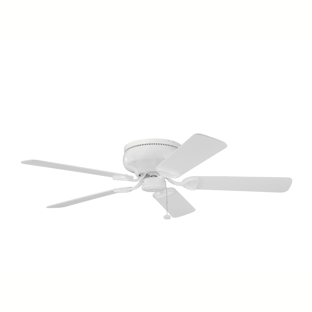 Kichler 339022wh 52 inch stratmoor fan white amazon aloadofball Choice Image