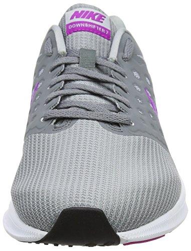 WMNS Hyper Violet Downshifter Grey black Laufschuhe 7 Nike wolf Grey Grau Damen Cool 5fwxWCqA8