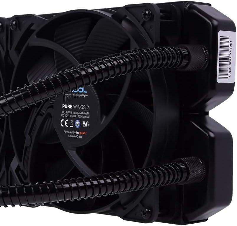 Alphacool Eisbaer 280 CPU - Refrigeración (Procesador, 62,31 cfm ...