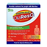 DiaResQ Adult's Rapid Recovery Diarrhea Relief - (Vanilla, 6 ct) Fast-Acting Diarrhea Relief That is Safe, Drug-Free, and Effective in Relieving Diarrhea, For Travel or Everyday Use.