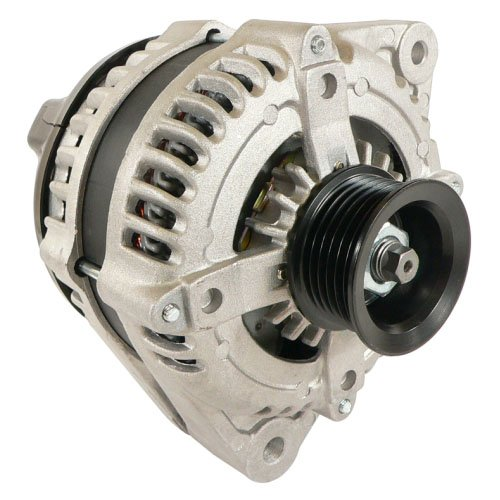 DB Electrical AND0381 New Alternator For 4.2L 4.2 Jaguar Xj8 Xjr Xk8 Xkr Super V8 Vanden Plas 04 05 06 07 08 09 2004 2005 2006 2007 2008 2009 VND0381 104210-3080 104210-3081 104210-3082 2W93-10300-AA