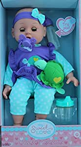 Amazon Com My Sweet Love Baby Doll Amp Accessories Toys