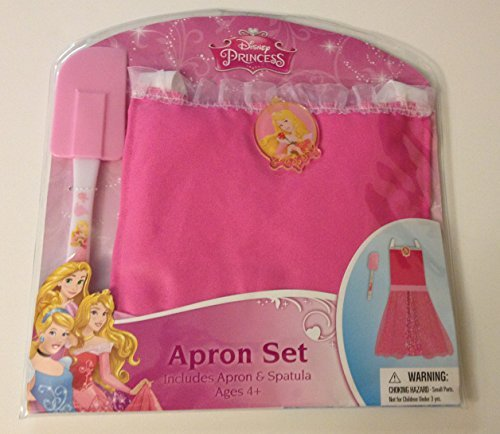princess cooking apron - 2