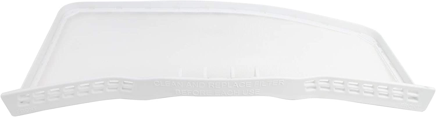 37001142 Dryer Lint Filter Replacement for Amana LEA80AW PLEA80AW Compatible with WP37001142 Lint Screen Trap Catcher
