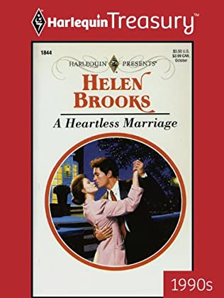 book cover of A Heartless Marriage