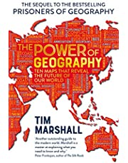 The Power of Geography: Ten Maps that Reveal the Future of Our World – the sequel to Prisoners of Geography