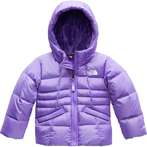 - The North Face Toddler Girl's Moondoggy 2.0 Down Jacket - Dahlia Purple - 2T