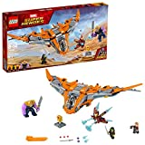 Lego Super Heroes Thanos: Ultimate Battle 76107 Building Kit (674 Piece)