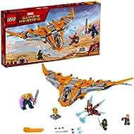 [Sponsored]LEGO Marvel Super Heroes Avengers: Infinity War Thanos: Ultimate Battle 76107...