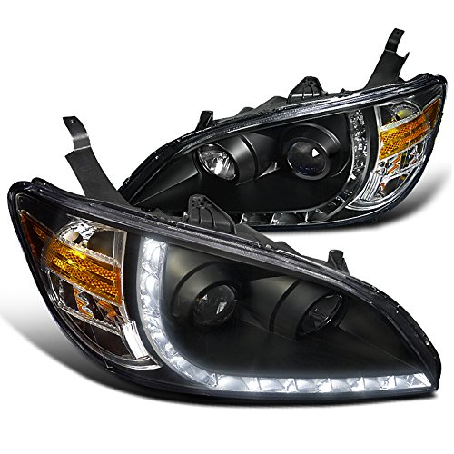 Spec-D Tuning 2LHP-CV04JM-8-RS Projector Headlight