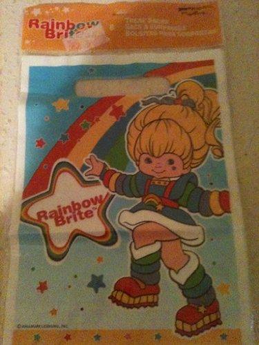 (Hallmark Party Express Rainbow Brite Favor Supplies - 8 Treat Sacks)