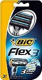 Bic Flex 3 Blister Razors - Pack of 3