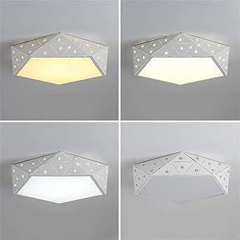 LNLW Techo LED Lámpara de mesa Lámparas Cerrar isla luces de la ...