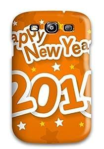 Tasha P Todd Galaxy S3 Hybrid Tpu Case Cover Silicon Bumper New Year 2015