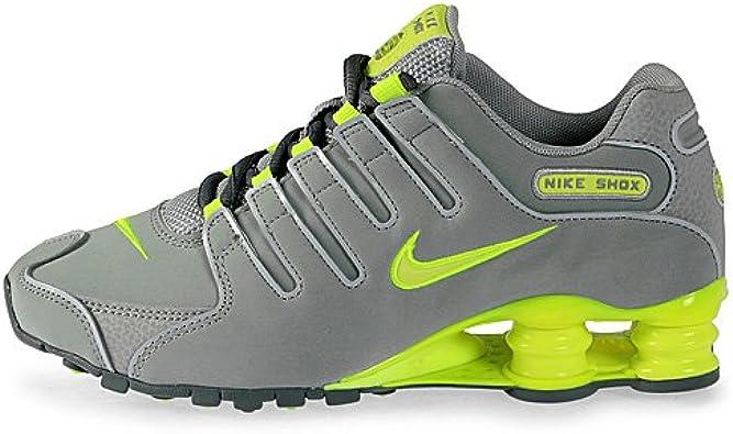 Nike WMNS Shox NZ Wolf Grey 314561-022
