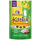 Wellness Natural Pet Food 90057 Duck and Cranberries Kittles...