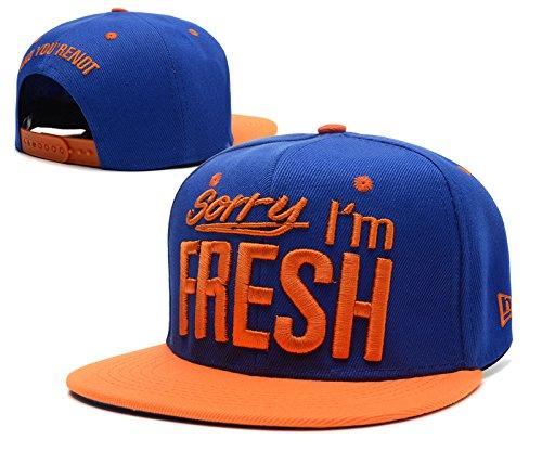 Sorry I'm Fresh Snapbacks adjustable cap hats 5
