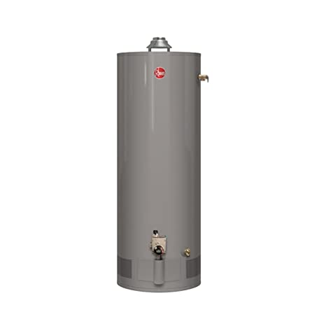 Rheem 22v50f1 Natural Gas Water Heater 50 Gallon Rheem Water Heaters Amazon Com