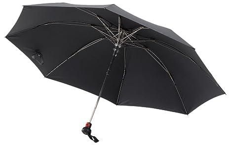 Knirps Minimatic SL 824 - Paraguas, color negro