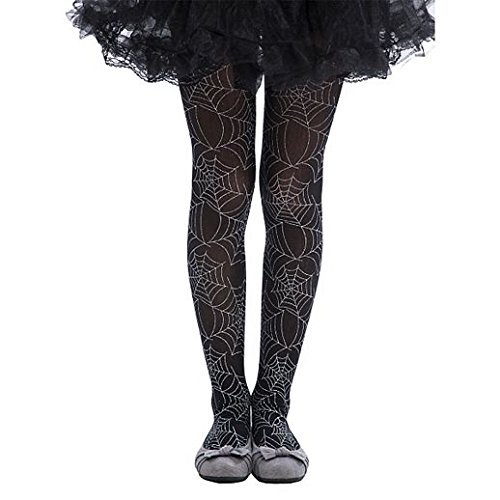 Spiderweb Costumes Contact Lenses (Fancy Face Paint Color Halloween Metallic Silver Spiderweb Tights)