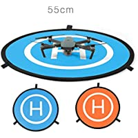 UUMART DJI Mavic Pro Quadcopter Drone Spare Parts Drones Landing Pad-55CM Homga Universal Waterproof Portable Foldable Landing Pads
