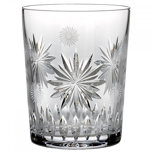 Waterford Crystal Snowflake Wishes for Courage Double Old Fashioned Glass, 2nd Edition]()