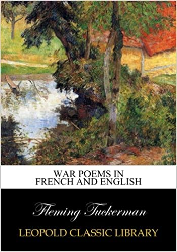 War poems in French and English