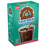 The Original Donut Shop, Cold Brew Coffee, Coarse Ground, Makes two 48 ounce pitchers (Pack of 1)