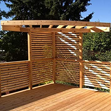 Arcane Industries - Saturador de madera para terraza, revestido, protección exterior – Arcabois SB – Caoba (tinte rojo) – 2,5 l (hasta 12,5 m2): Amazon.es: Bricolaje y herramientas