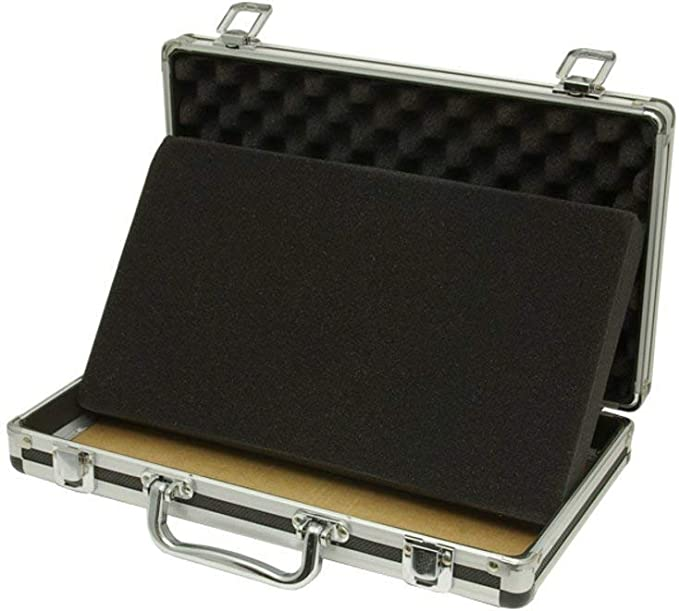 ROC Cases Funda de Transporte de Aluminio (345 x 205 x 65 mm): Amazon.es