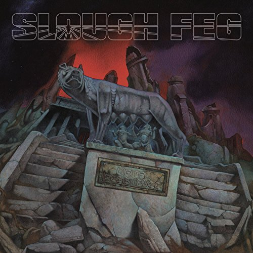 Slough Feg: Digital Resistance (Audio CD)
