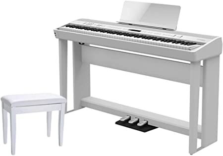 Roland FP 90 WH Set – Piano Digital/Stand/Blanco/banqueta ...
