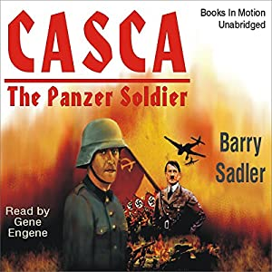 Casca: The Panzer Soldier: Casca Series #4 Audiobook