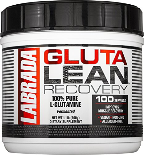 Labrada Nutrition GlutaLean, 500-Gram