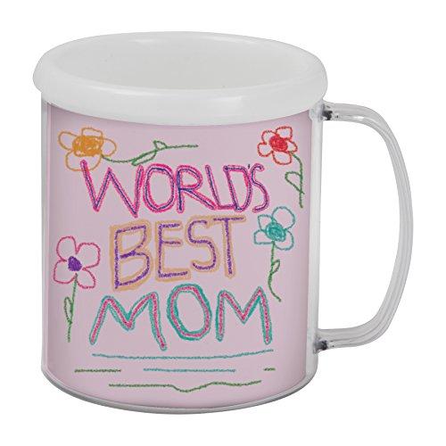 Snap Together Craft Mug - Pack of 12 -
