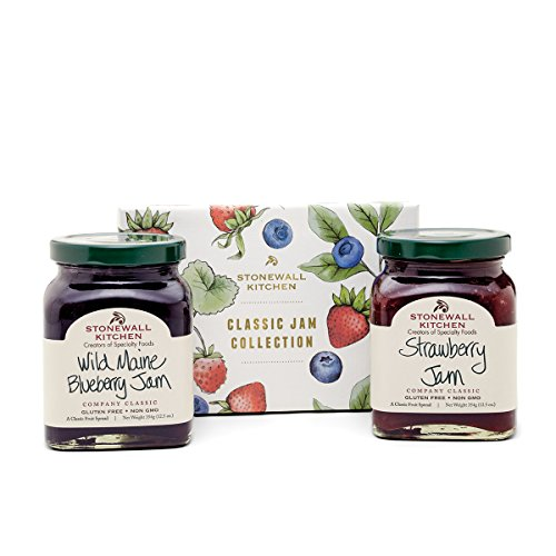 Stonewall Kitchen Classic Jam Collection (2 pc) ()