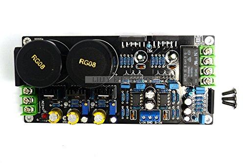 Q-BAIHE OPA2604 + LM3886 Plus Stereo Audio Amplifier Board w