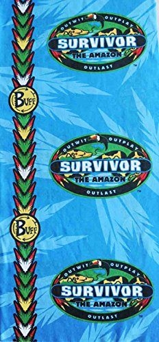 Survivor Amazon Tambaqui Blue ()