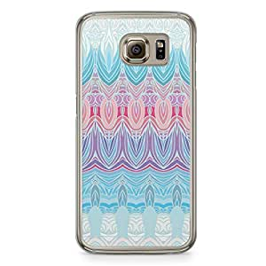 Hairs Samsung Galaxy S6 Transparent Edge Case - Design 9