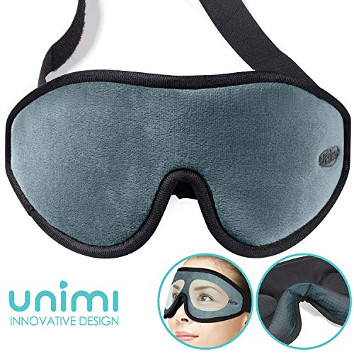 Unimi Blocking Contoured Breathable Blindfold product image