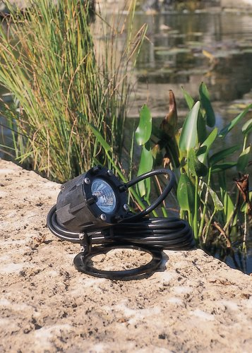 Intermatic CL115 Malibu Outdoor One-Light 20-Watt Submersible Light with 20-Foot Cable