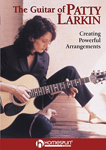 The Guitar of Patty Larkin: Creating Powerful Arrangements [Instant Access]