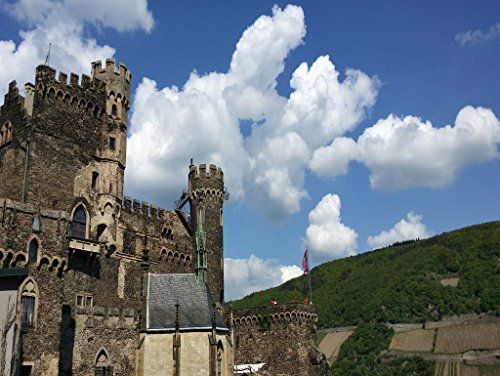 (Lais Jigsaw Rheinstein Castle 2000 Pieces )