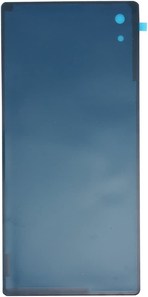Color : Black Black Leya Smartphone Repair Parts Back Battery Cover for Sony Xperia M4 Aqua