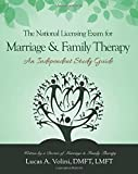 img - for The National Licensing Exam for Marriage and Family Therapy: An Independent Study Guide book / textbook / text book