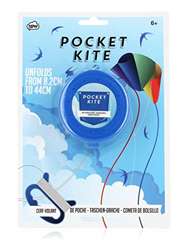 NPW Pocket Kite Rainbow ()
